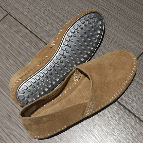 e320184c178 BCBGeneration Shoes - BCBG Xavier Suede Flats Loafers